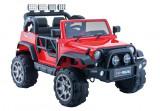 Masinuta electrica Jeep HP, rosu