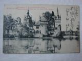Carte postala circulata la Orsova in 1912, BUDAPESTA, Ungaria, Printata
