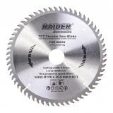 Cumpara ieftin Disc circular Raider, 190 x 30 mm, 60T