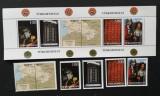 TURKMENISTAN Arta Populara,Harta..6v.+1M/Sh, NEOBLITERATA - TU PLR 69, Asia