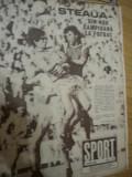 Revista Sport (nr. 6, iuie 1988) - Steaua Bucuresti campioana pentru a 13-a oara