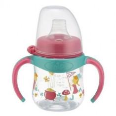 Canuta Training Bottle Girl 150 ml, PP, 6+ luni, nip 35058 Children SafetyCare