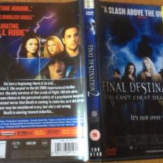 FINAL DESTINATION 2    ( 2003 ) DVD ORIGINAL