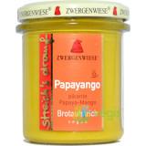 Crema Tartinabila Papayango cu Papaya Picanta si Mango Ecologica/Bio 160g