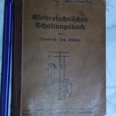 carte veche 1939 electricitate radio vechi etc