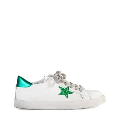 Pantofi sport dama Shiba verzi foto