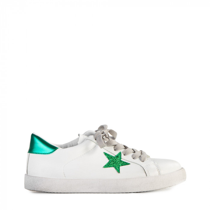 Pantofi sport dama Shiba verzi
