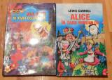Alice in tara minunilor/ Alice in tara oglinzilor de Lewis Carroll, Adevarul