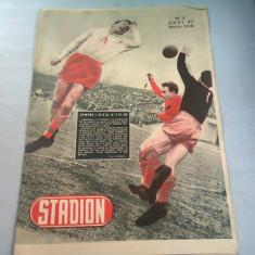REVISTA STADION NR.5/1958