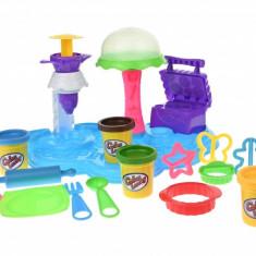 Set plastelina Play Clay cu accesorii pentru copii 6823