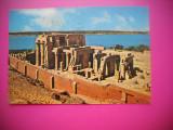 HOPCT 78054  TEMPLUL OMBO KOM   -EGIPT-STAMPILOGRAFIE-CIRCULATA