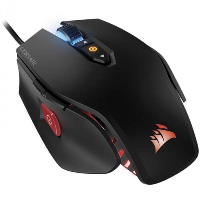 Mouse gaming Corsair M65 PRO RGB FPS Black