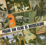 C.Mihăilescu_D.Ohanesian_D.Teodorescu - Pagini Din Filme Si Musicaluri 3 (Vinyl), VINIL, electrecord