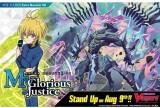 Set Carti Cardfight Vanguard Tcg: My Glorious Justice Extra Booster Box 12 Packs