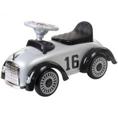 Masinuta fara pedale, cu portbagaj si volan cu sunete Ford Blazer Sun Baby Argintiu