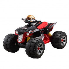 Atv electric Buggy JS318 BlackRed, Moni