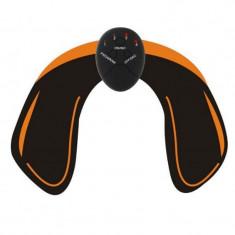 Aparat Hips Trainer pentru tonifiere muschi fesieri, electrostimulare, masaj