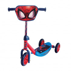 Trotineta copii cu 3 roti Spiderman