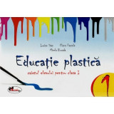 Caiet Educatie Plastica cl. I (Format mic) - Lucian Stan, Elena Pascale, Mirela Burada