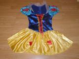 Costum carnaval serbare alba ca zapada pentru adulti marime S-M, S/M, Din imagine