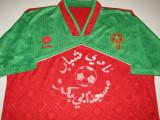 Tricou LOTTO (vechi) fotbal - nationala MAROCULUI, XL, Din imagine