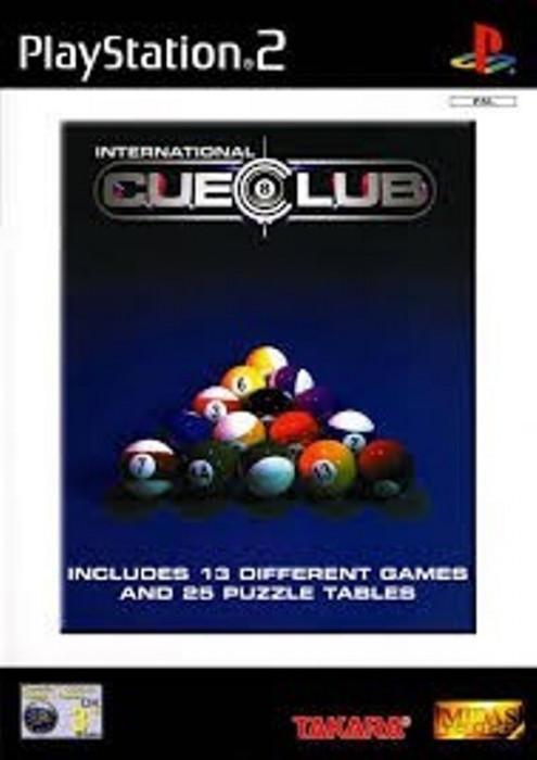 Joc PS2 International Cue Club