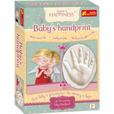 Joc Pentru Copii Amprenta Mainii Copilului Gapchinska