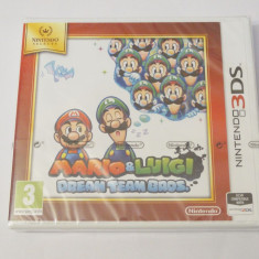 Joc Nintendo 3DS - Mario & Luigi Dream Team Bros  - sigilat
