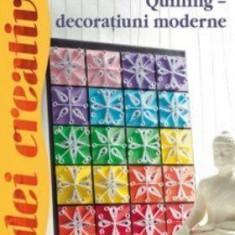 Quilling – decorațiuni moderne