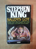 SALEM'S LOT de STEPHEN KING , 1975