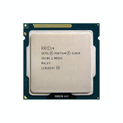 Procesor second hand Intel Pentium G2020, Dual Core 2.9GHz foto