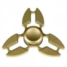 Fidget Spinner Metalic - Auriu