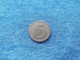 5 Zlotych 1977 Polonia zloti