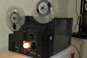 Proiector film 8 mm cu sunet CHINON SOUND DS-300