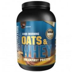 Gold Nutrition Oats & Whey Breakfast