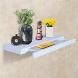 Polita de perete 80 x 25 x 5 cm cu sertar