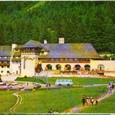 "CPI B 11334 CARTE POSTALA - BRASOV. HOTEL ""SPORT"", Circulata, Fotografie"