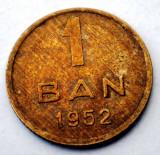 7.614 ROMANIA RPR 1 BAN 1952