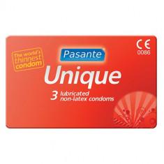 Prezervative Pasante Unique 3Buc.
