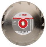 Bosch Best disc diamantat 350x25.4x2.6x5 mm pentru marmura