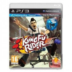 Kung Fu Riders - Move Compatible PS3