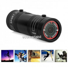 Camera Video Full HD pentru Activitati Sportive 1080P Sports Cam