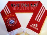"""Fular """"ADIDAS"""" fotbal - FC BAYERN MUNCHEN (Germania)"""