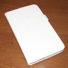 Husa tableta HP Stream 7, Culoare alba, toate porturile accesibile