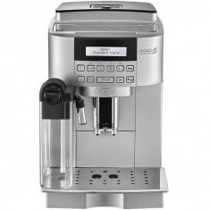 Espressor Automat De'Longhi Magnifica 22.360 S, 1450 W, 15 bar, Display Lcd, Cappuccino, Argintiu