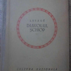 DIAVOLUL SCHIOP - LESAGE