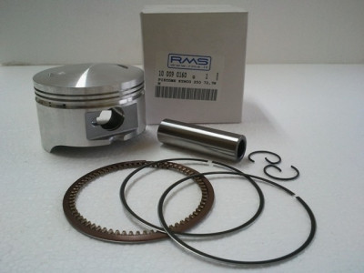 Piston scuter 4T 250cc KYMCO 72.7mm foto