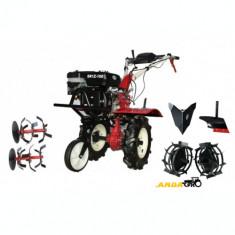 Motocultor  SR1Z-100 Transmisie Pinioane, Roti Metalice, Plug, Rarita Fixa