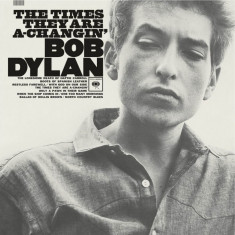 Bob Dylan The Times They Are AChangin LP 2016 (vinyl)