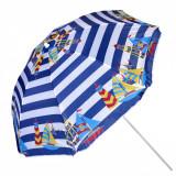 Umbrela plaja, 1.80m, multicolor